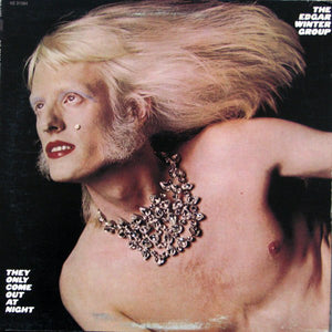 Edgar Winter Group, The - They Only Come Out At Night - Pre-owned Vinyl