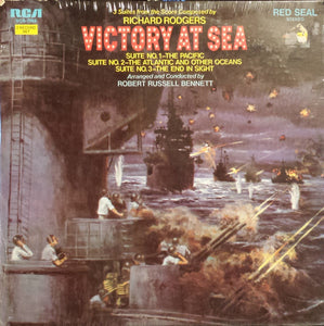 Richard Rodgers - Victory At Sea - Pre-owned Vinyl
