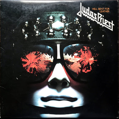 Judas Priest - Hell Bent For Leather - Pre-owned Vinyl