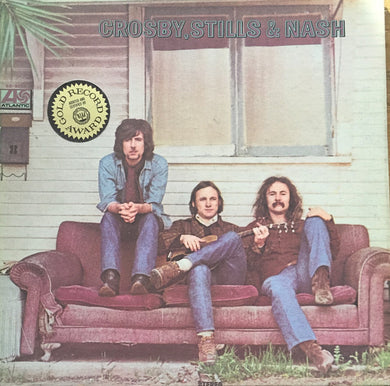 Crosby, Stills & Nash - Crosby Stills & Nash - Pre-owned Vinyl