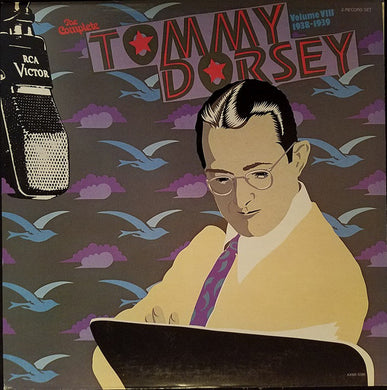 Tommy Dorsey - The Complete Tommy Dorsey VIII 1938-1939 - Pre-owned Vinyl