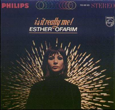 Esther Ofarim - Is It Really Me! - Pre-owned Vinyl