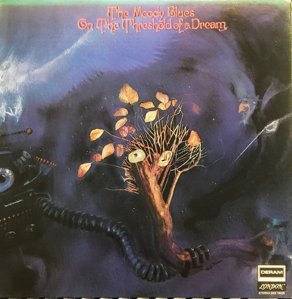 Moody Blues, The - On The Threshold of a Dream - Pre-owned Vinyl