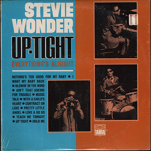 Stevie Wonder - Up Tight - Pre-owned Vinyl