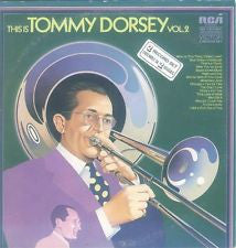 Tommy Dorsey - This Is Tommy Dorsey Vol. 2 - Pre-owned Vinyl