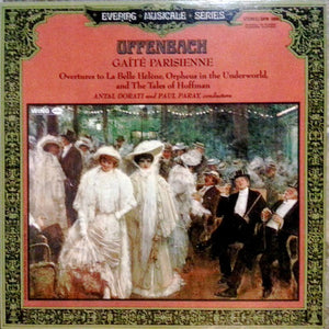 Offenbach - Overtures - Pre-owned Vinyl