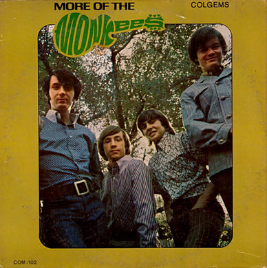 Monkees, The - More of The Monkees - Pre-owned Vinyl