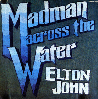 Elton John - Madman Across The Water - Pre-owned Vinyl