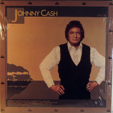 Johnny Cash - Encore - Pre-owned Vinyl