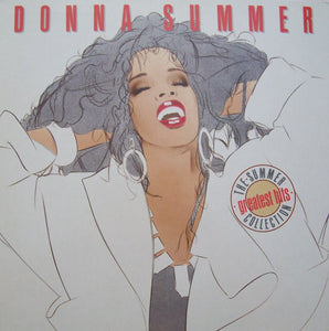 Donna Summer - The Summer Collection Greatest Hits - Pre-owned Vinyl