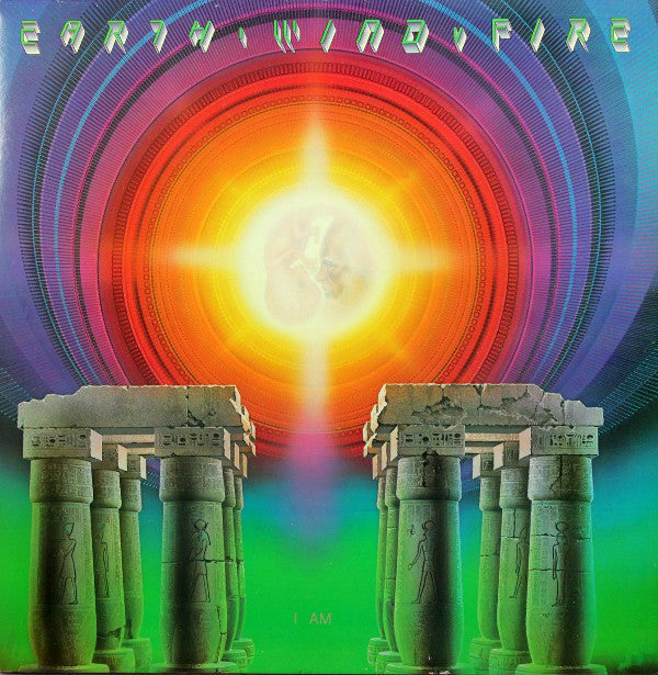 Earth, Wind & Fire - I Am - Pre-owned Vinyl