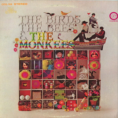 Monkees, The - The Birds, The Bees & The Monkees - Pre-owned Vinyl