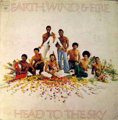 Earth, Wind & Fire - Head To The Sky - Pre-owned Vinyl