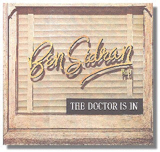 Ben Sidran - The Doctor Is In - Pre-owned Vinyl
