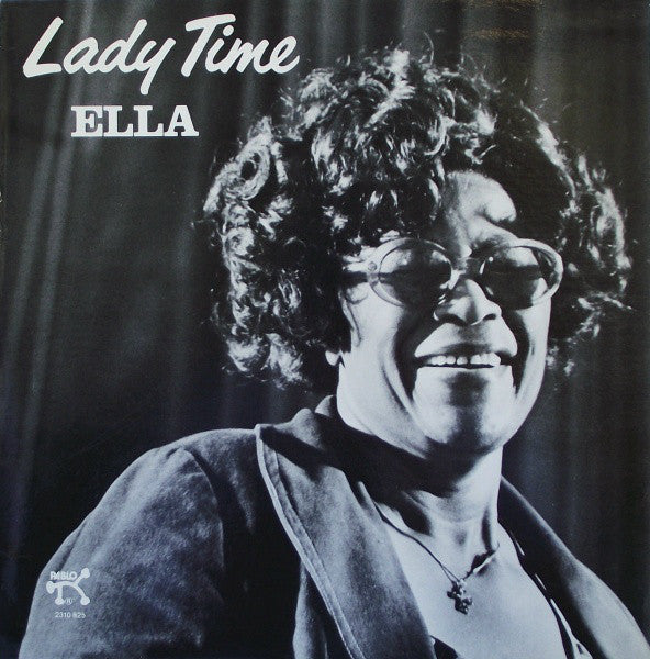 Ella Fitzgerald - Lady Time - Pre-owned Vinyl - Covert Vinyl