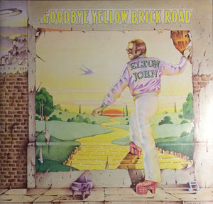Elton John - Goodbye Yellow Brick Road - Pre-owned Vinyl