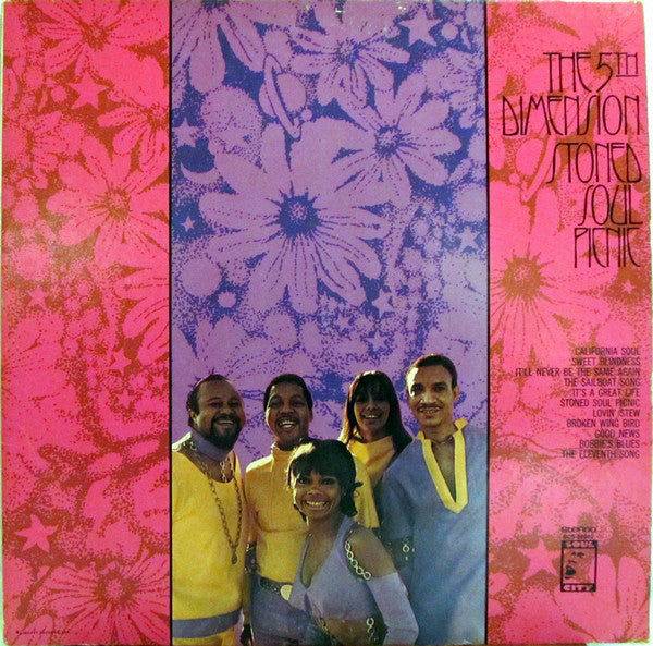 5th Dimension, The - Stoned Soul Picnic - Pre-owned Vinyl - Covert Vinyl