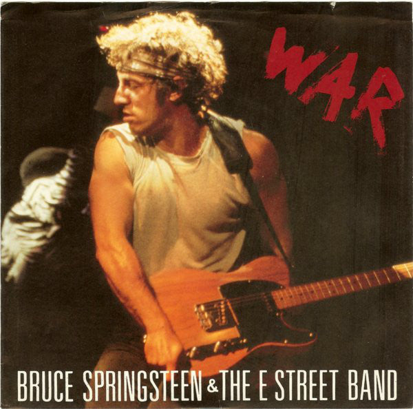 Bruce Springsteen - War 45 RPM - Pre-owned Vinyl - Covert Vinyl