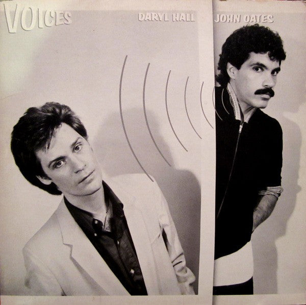 Hall & Oates - Voices - Pre-owned Vinyl