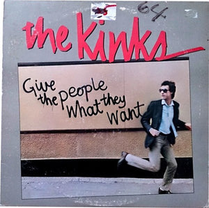 Kinks, The - Give The People What They Want - Pre-owned Vinyl