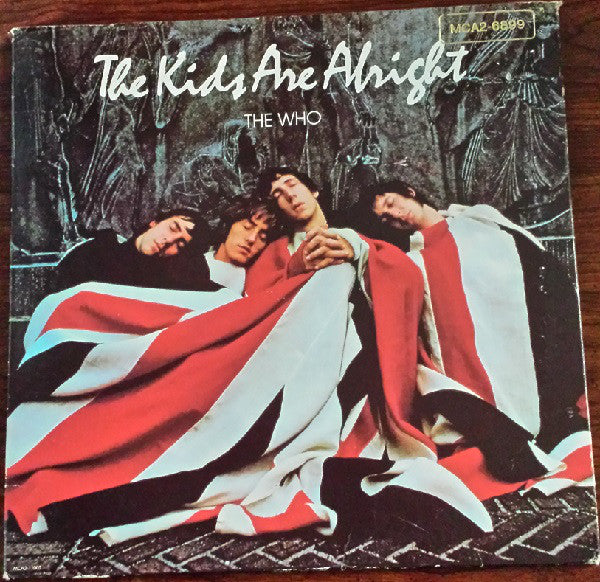 Who, The - The Kids Are Alright - Pre-owned Vinyl