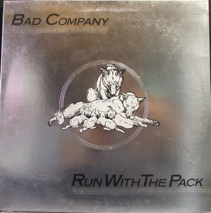 Bad Company - Run With The Pack - Pre-owned Vinyl