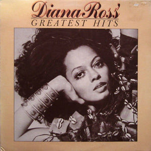 Diana Ross - Diana Ross's Greatest Hits - Pre-owned Vinyl