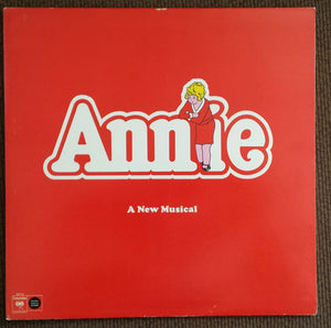 Annie - Broadway Cast Recording - Pre-owned Vinyl