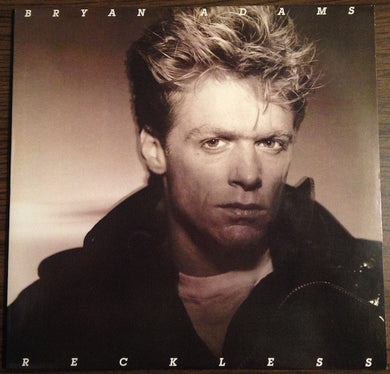 Bryan Adams - Reckless - Pre-owned Vinyl