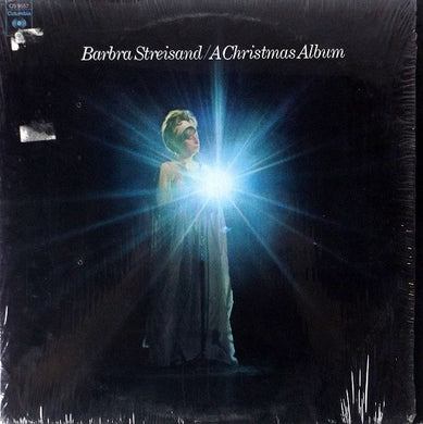 Barbra Streisand - A Christmas Album - Pre-owned Vinyl