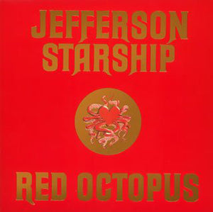 Jefferson Starship - Red Octopus - Pre-owned Vinyl