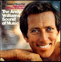 Andy Williams - The Andy Williams Sound of Music - Pre-owned Vinyl
