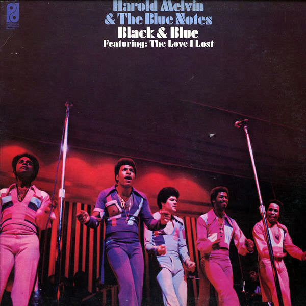 Harold Melvin & The Blue Notes - Black & Blue - Pre-owned Vinyl