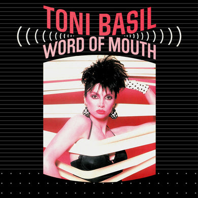Toni Basil - Word Of Mouth - Pre-owned Vinyl