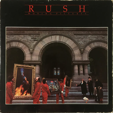 Rush - Moving Pictures - Pre-owned Vinyl