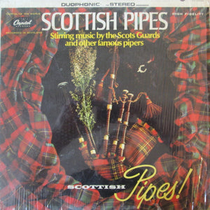 Scots Guards, The - Scottish Pipes - Pre-owned Vinyl