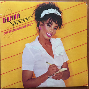 Donna Summer - She Works Hard For The Money - Pre-owned Vinyl