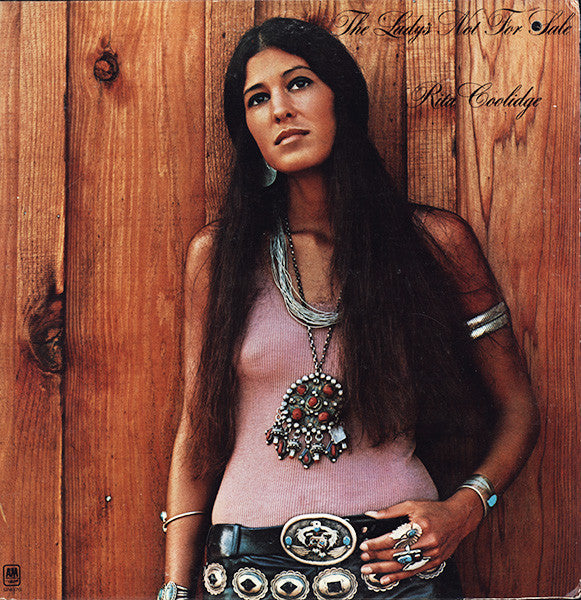 Rita Coolidge - The Lady's Not For Sale - Pre-owned Vinyl