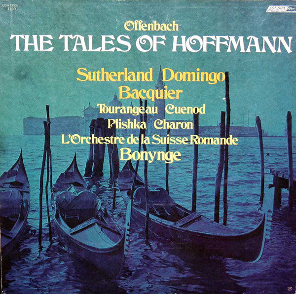 Offenbach - The Tales of Hoffmann - Pre-owned Vinyl
