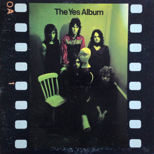 Yes - Yes Album - Pre-owned Vinyl