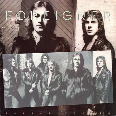 Foreigner - Double Vision - Pre-owned Vinyl