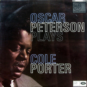 Oscar Peterson - Plays Cole Porter - Pre-owned Vinyl