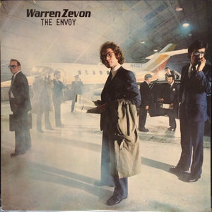 Warren Zevon - The Envoy - Pre-owned Vinyl