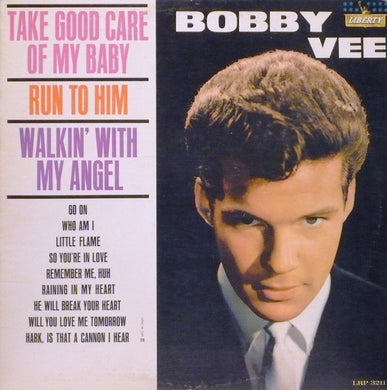 Bobby Vee - Take Good Care of My Baby - Pre-owned Vinyl