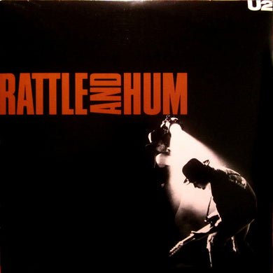 U2 - Rattle And Hum - Pre-owned Vinyl
