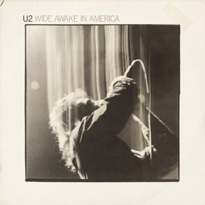 U2 - Wide Awake in America - Pre-owned Vinyl