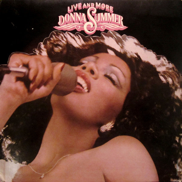 Donna Summer - Live and More - Pre-owned Vinyl
