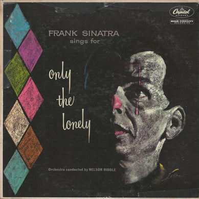 Frank Sinatra - Only The Lonely - Pre-owned Vinyl