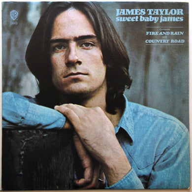 James Taylor - Sweet Baby James - Pre-owned Vinyl