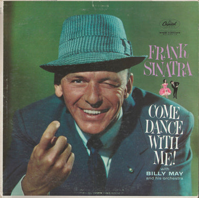 Frank Sinatra - Come Dance With Me - Pre-owned Vinyl